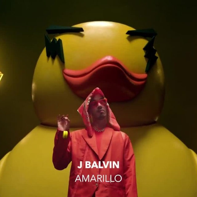 """It's here!!! 🎨 @JBalvin drops his highly anticipated 'Colores' album along with a new video for """"Amarillo"""" 💛 Watch it now and get into every color in his album with our playlist now! ⠀⠀⠀⠀⠀⠀⠀⠀⠀ ▶️[Link in bio]#JBalvin #Colores #Amarillo"""