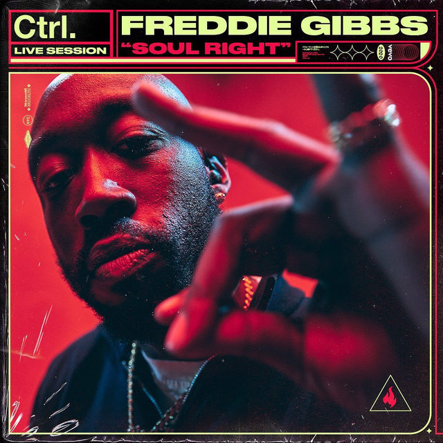 """The Midwest rapper @freddiegibbs spit bars in his #Ctrl performances 😤Check out the performances of """"Cataracts"""" and """"Soul Right,"""" two of the hottest tracks off 'Bandana'! ⠀⠀⠀⠀⠀⠀⠀⠀⠀ ▶️[Link in bio] #FreddieGibbs #SoulRight #Cataracts"""