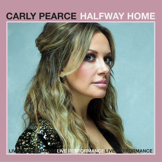 """Kentucky native, @carlypearce fell in love with country music as a kid and now is living the dream 🌟 She stopped by our Times Square studio and treated us to """"Halfway Home"""" off her new album 🤠 ⠀⠀⠀⠀⠀⠀⠀⠀⠀ ▶️[Link in bio] #CarlyPearce #HalfwayHome"""