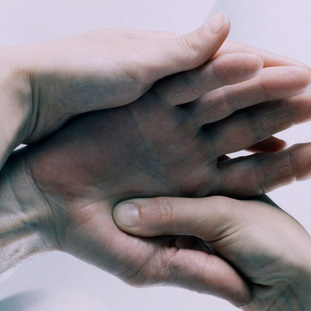 """""""Anyone can benefit from acupressure, and anyone can do it,"""" says acupuncturist Mary Jane Neumann, who gave us the breakdown on acupressure points and how to best activate them at home.  One well-known pressure point, Hegu, is traditionally used to relieve headaches. It's located between the thumb and forefinger on the back of the hand—you can find it by pinching in that V-shaped junction between your thumb and forefinger. When you press firmly, you should feel a dull, achy sensation; that's the arrival of qi.   Important tip from Neumann: You'll want to press that point for about twenty minutes, about the same amount of time you'd spend stimulating the point during a simple acupuncture treatment.  Link in bio for more powerful acupressure points and how to use them."""