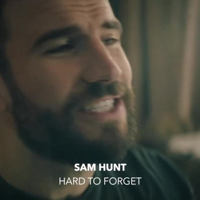 """While we wait for his highly anticipated 'Southside' album to be released, we'll be watching """"Hard To Forget"""" on loop 🤠 Check into @samhuntmusic's new music video now! ⠀⠀⠀⠀⠀⠀⠀⠀⠀ ▶️[Link in bio] #SamHunt #HardToForget"""