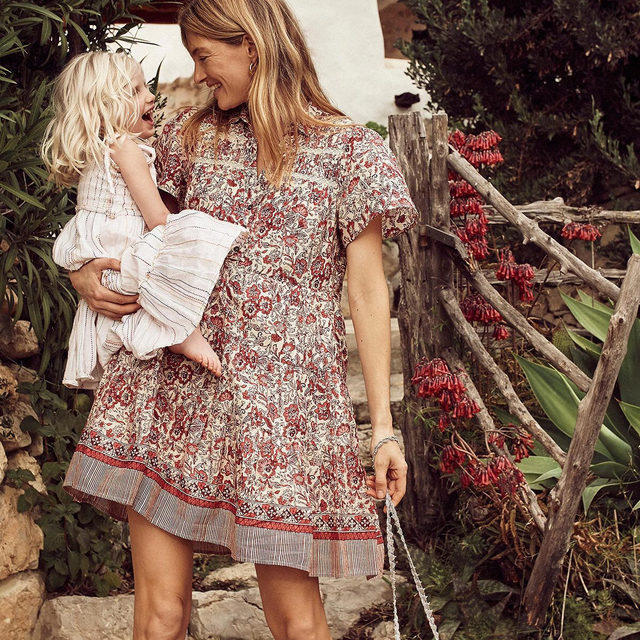 We're holding on tight to the weekend 💕 What are your plans for family time? Share with #MyAnthropologie