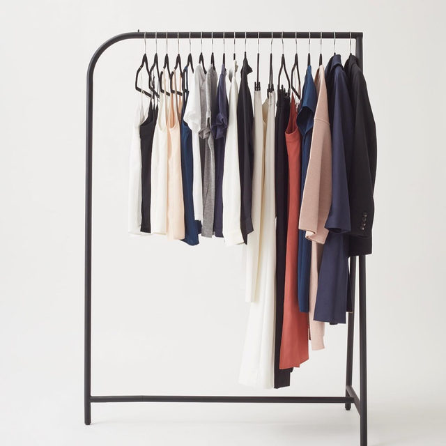 You got this.  Step 5: Keep it up. Now that your system is in place, all you have to do is maintain your Fewer, better wardrobe. Link in bio for a refresher on all five steps.