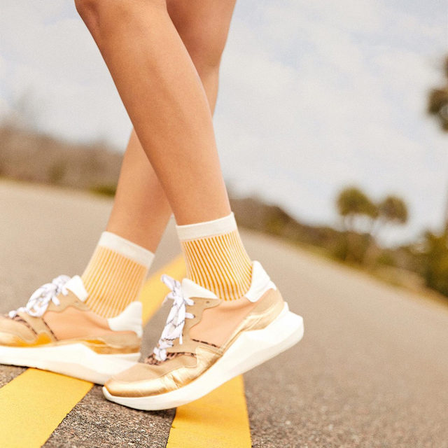 On this #ShoesdayTuesday, our sneakers are taking us for a quick jog around the block. What about you?
