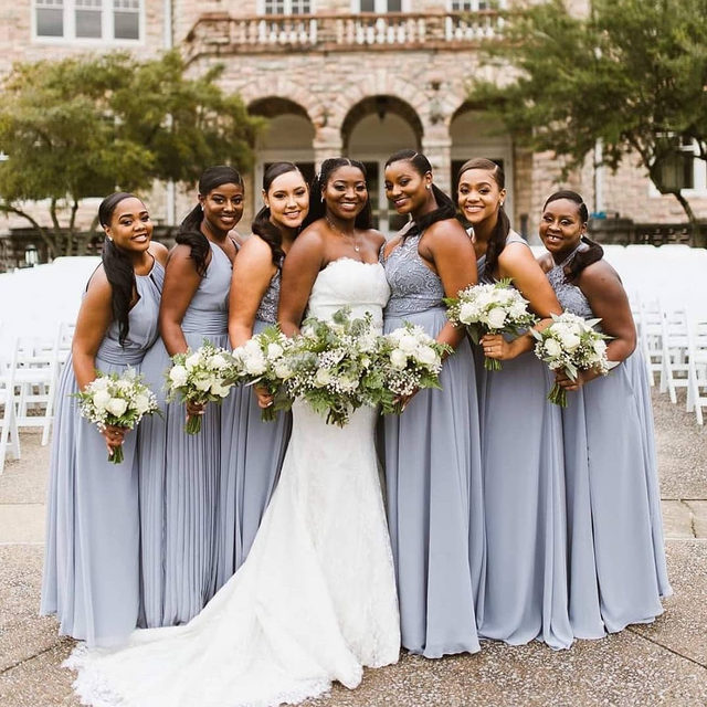 Never forget that you're surrounded by love. 💕 Head to the #linkinbio for 11 *virtual* ways to hang out with your bridesmaids right now. | 📸: @elizabethhoardphotography