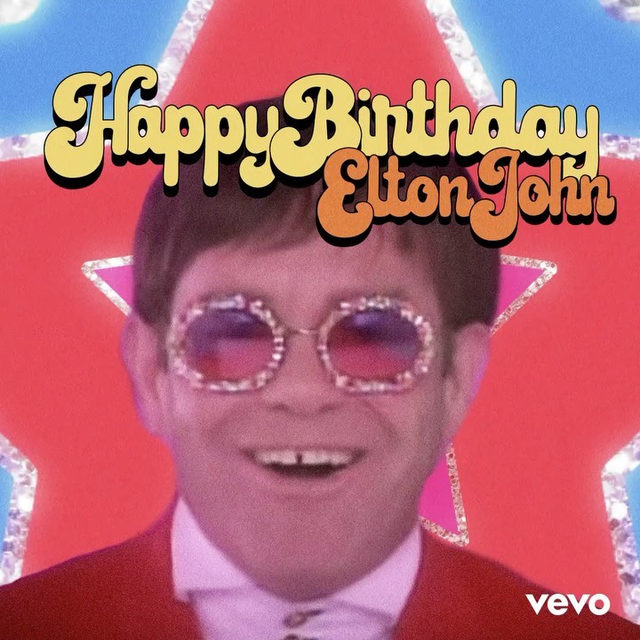 """Happy birthday to an iconic singer, songwriter, pianist, and composer... Sir @eltonjohn! 👑 Celebrate the """"Rocket Man"""" with our playlist featuring all of his classics & let us know which is your favorite! ⠀⠀⠀⠀⠀⠀⠀⠀⠀ ⠀⠀⠀⠀⠀⠀⠀⠀⠀ ▶️[Link in bio] #EltonJohn"""