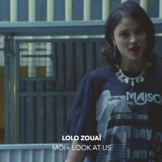 """Watch """"Moi + Look At Us"""" by @lolozouai now for a video full of swag and style 🤙 ⠀⠀⠀⠀⠀⠀⠀⠀⠀ ▶️[Link in bio] #LoloZouai #Moi+LookAtUs"""