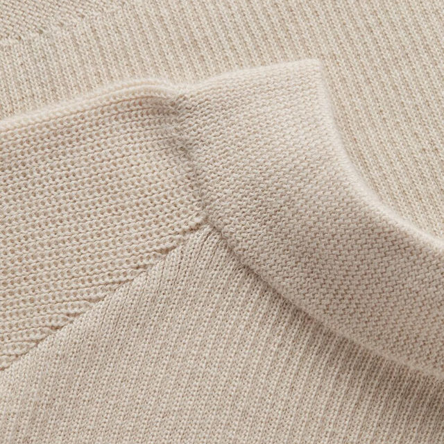 Cozy knits for a little extra comfort.