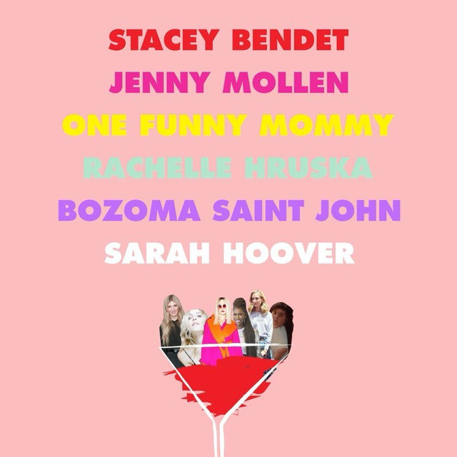 Friday night at 8pm EST despite @jennymollen hating zoom you can join us and some of our other fabulous female friends who are all much funnier than i am! #QuarantineConfessions keeping it real and telling it how it is to be a working woman/mom/wife these days..... @jennymollen @sarahhoov @badassboz @rachellehruska @onefunnymommy we will be on alice + olivia Facebook live!
