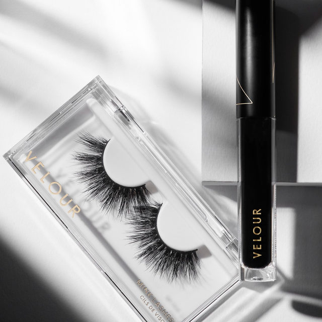 Purchase our new Lash & Go Eyeliner with a select Best-selling Mink lash style for only $42.  When you add Lash & Go to your cart, a window will automatically pop up with the lash bundles as an option to add to your cart. Save a total of $10 when you purchase Lash & Go with a lash bundle!  Click the link in our bio to shop now!  #VelourBeauty #LashAndGo #LiveInLashes