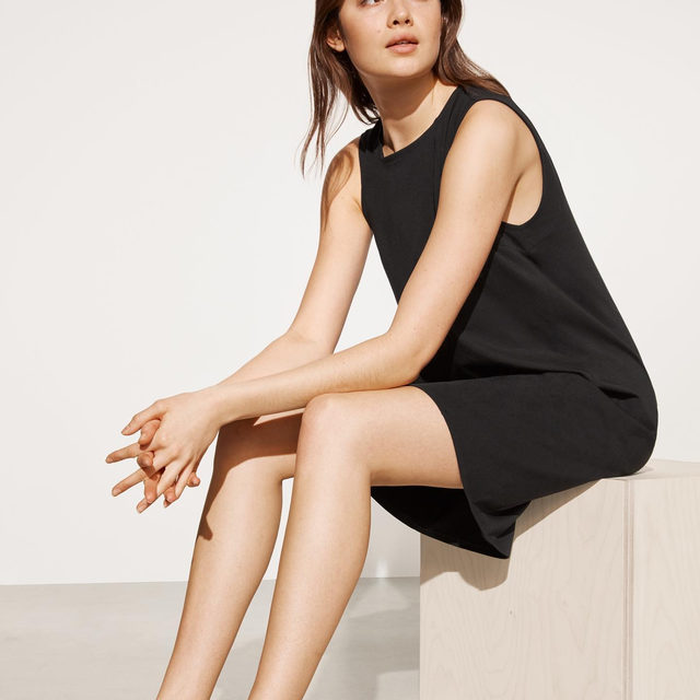 A dress we can't wait to wear anywhere, with anything.