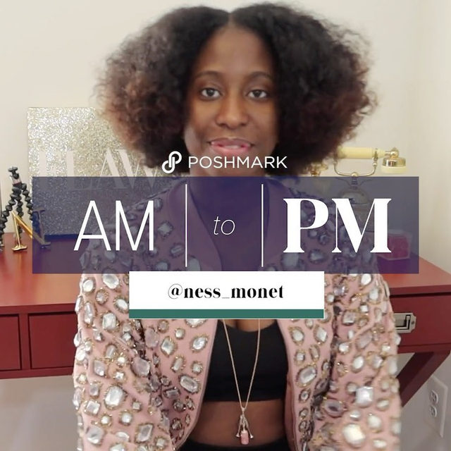 AM to PM is back with @ness.monet as she takes us along a typical day in her life. Whether she's studying for grad school or Poshing part-time, she makes sure to bring the fun and positivity with her no matter what she's doing! She shows us how she packages her sales with some #PoshLove, her morning and night routine and more! Head to our link in bio to watch the rest of a day in Ness's life. #dayinthelife #vlog #theposhlife
