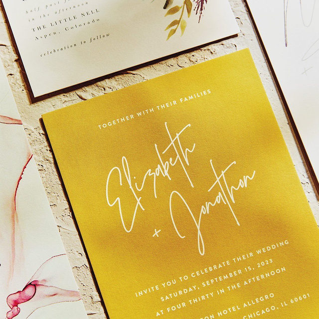 #BHLDNxMinted  We are thrilled to unveil our partnership with @bhldn, to celebrate independent artists and the uniqueness they bring to the most cherished moments. Using the freshest colors and richest textures of the season, Minted's community of artists has created an exclusive new invitation collection for you. So, go ahead, take a look --- and be inspired. Link in bio ✨ _____ Designs by: @joann_jinks, @marygasparart, @laurenchismfinepapers, @christiegarciacreative, @morgankendallart, @kateahndesign