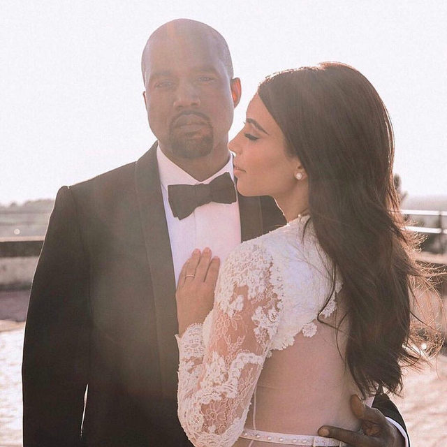 Six years ago today, Kim Kardashian and Kanye West got married and they've been Bound 2 each other ever since. 💕 Head to the #linkinbio to relive what is probably still the most extravagant wedding weekend ever! | #regram: @kimkardashian