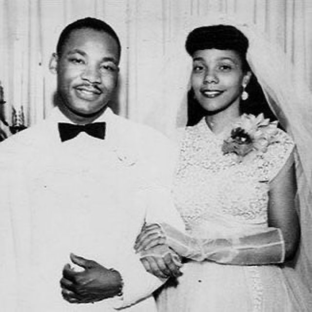 52 years after the assassination of Martin Luther King Jr. the world continues to search for peace and equal rights, but over the course of his life, King helped lead the charge. Always by his side, either physically or in spirit, was his wife and fellow activist, Coretta Scott King. Head to the #linkinbio as we relive their love story in honor of what would've been their 67th wedding anniversary. ❤️ | 📸: @thekingcenter