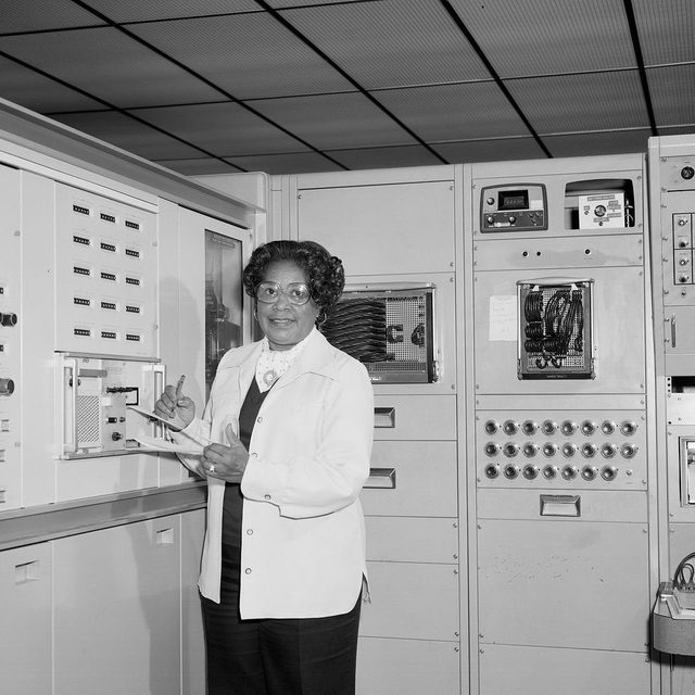@nasa is renaming its headquarters after Mary W. Jackson their first Black female engineer. Throughout her career, Jackson worked tirelessly to uplift and promote women and people of color across NASA. 🔗Link in bio for more. (Photo cred: NASA)