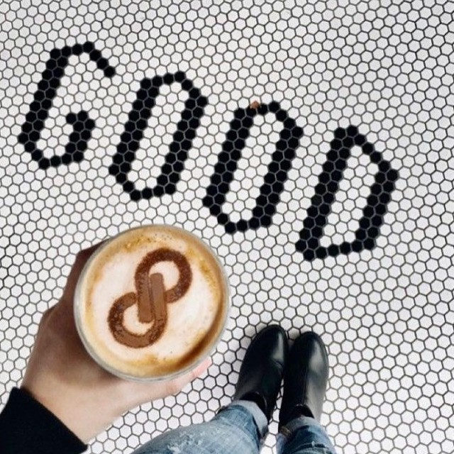 "⁣⠀ @jodes.co.xo said it best, ""It's a good day for a good day!"" And guess what? #PoshNCoffee is BACK TODAY. ☕⠀ ⠀ #PoshNCoffee is a series of virtual educational events where you'll be able to learn how to build your Poshmark business, connect with other local Poshers, and expand your network! Whether you're looking to join Poshmark or want to make it your 9-5, you'll learn insider tips straight from the pros.⠀ ⠀ This is the perfect addition to your weekend plans. Tap our link in bio to find an event to tune into. ⠀"