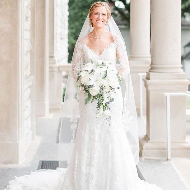 Glowing in Philomena 🤩✨ Style 2040 ✨ . . . #morilee @madelinegardner #madelinegardner #chic #designerweddingdresses #weddingdesigner #bridal #bridalgown #instawed #weddingseason #realweddings #weddedbliss #weddingshoot #bride2019 #realbride #sayyestothedress #isaidyes #bride2be #pride #love #bridalgowns #bridalgown #modernbride #classicbride #dresscometrue #2020wedding #romantic #brides