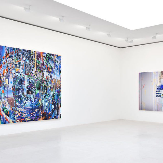 """#SarahSze: """"Sculpture spills from its edge into the world in this very complex way that isn't bound by the frame. In painting, the world spills into the frame, and sometimes we confuse that frame with the world."""" —Sarah Sze  An exhibition of new works by Sze closes tomorrow at Gagosian Paris. A peerless bricoleur, Sze gleans objects and images from worlds both physical and digital, assembling them into complex multimedia installations that prompt microscopic observation while evoking a macroscopic perspective on the infinite. Follow the link in our bio to learn more about the exhibition. __________ #SarahSze #Gagosian @sarahszestudio (1, 2, 3) Installation views, """"Sarah Sze,"""" Gagosian, Paris, May 23–July 18, 2020. Artwork © Sarah Sze. Photos: Rebecca Fanuele; (4) Sarah Sze, """"Plein Air (Times Zero),"""" 2020 © Sarah Sze. Photo: Thomas Lannes"""
