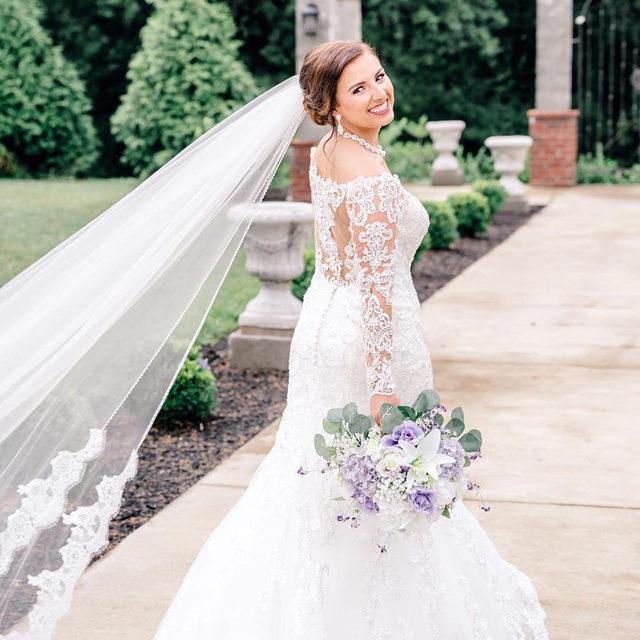 Happy #weekend! 💜✨ Karlee, Style 8207 ✨ . . . 📸 @rebeccaannaesthetic @rebeccasweddings #morilee @madelinegardner #madelinegardner #chic #designerweddingdresses #weddingdesigner #bridal #bridalgown #instawed #weddingseason #realweddings #weddedbliss #weddingshoot #bride2019 #realbride #sayyestothedress #isaidyes #bride2be #pride #love #bridalgowns #bridalgown #modernbride #classicbride #dresscometrue #2020wedding #romantic #brides