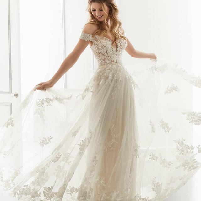 Light and ethereal 💕 Addison, Style 2175 ✨ . . . #morilee @madelinegardner #madelinegardner #chic #designerweddingdresses #weddingdesigner #bridal #bridalgown #instawed #weddingseason #realweddings #weddedbliss #weddingshoot #bride2019 #realbride #sayyestothedress #isaidyes #bride2be #pride #love #bridalgowns #bridalgown #modernbride #classicbride #dresscometrue #2020wedding #romantic #brides