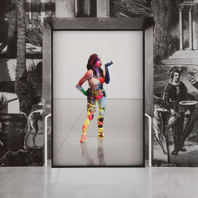 """#FromTheLibrary """"Rachel Feinstein: Secrets"""" is available for online reading through August 17 as part of the From the Library series. """"Secrets"""" documents Rachel Feinstein's 2018 exhibition at Gagosian, Beverly Hills, which included a series of oversize, flamboyantly colored sculptures of women inspired by the Victoria's Secret """"Angels,"""" as well as mirror paintings, majolica sculptures, and a panoramic wallpaper that allude to both the European decorative arts and West Coast modernist luxury. A sculptural object in its own right, the book unites these distinct bodies of work—along with an essay by curator Pamela Golbin and a conversation between Feinstein and designer Tom Ford—within a single volume bound in a Z-fold cover, embodying the dichotomies present in the artist's work.  For our new series #FromTheLibrary, we're making Gagosian titles available online. Keep an eye out for upcoming posts. __________ #RachelFeinstein #Gagosian @rachelfeinsteinstudio  """"Rachel Feinstein: Secrets"""" (Beverly Hills: Gagosian,"""