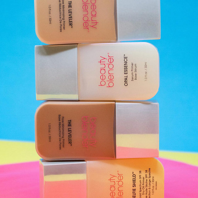 One of these primers targets exactly what *your* skin type needs & it's waiting for you on bb.com for 30% off ❣️Here's how to find the primer for you ⬇️ . . IF YOU HAVE: Large pores, oily skin, and redness YOU NEED: THE LEVELER™ Primer👋🏽  IF YOU HAVE: Dry, dull skin in need of 💦 YOU NEED: OPAL ESSENCE™ Serum Primer 💎  IF YOU HAVE: Fine lines, brown spots, and concerns about skin pollutants YOU NEED: SELFIE SHIELD™ SPF 38 Dry Oil Primer ☀️