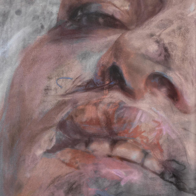 """#GagosianSpotlight: Available for online reading through August 21, """"Jenny Saville: Oxyrhynchus"""" features more than a dozen works from 2006 to 2014 in which the artist references the layer upon layer of discoveries at Oxyrhynchus, a city in upper Egypt that was established in 332 BCE and is considered one of the world's most important archaeological sites. The final effect is a mysterious narrative of layered bodies and images, conveyed in a combination of oil, charcoal, and pastel.   An essay by art historian John Elderfield, built around the observations of multiple past voices and the artist herself, captures the temporal culture of visual art to which the Oxyrhynchus canvases belong. Follow the link in our bio to read the publication. __________ #JennySaville #FromTheLibrary #Gagosian """"Jenny Saville: Oxyrhynchus"""" (London: Gagosian, 2015)"""