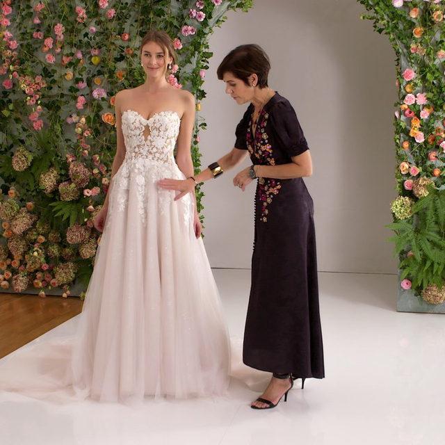 Pretty in Pierette 🌸✨ Style 2044 ✨ . . . #morilee @madelinegardner #madelinegardner #chic #designerweddingdresses #weddingdesigner #bridal #bridalgown #instawed #weddingseason #realweddings #weddedbliss #weddingshoot #bride2019 #realbride #sayyestothedress #isaidyes #bride2be #pride #love #bridalgowns #bridalgown #modernbride #classicbride #dresscometrue #2020wedding #romantic #brides