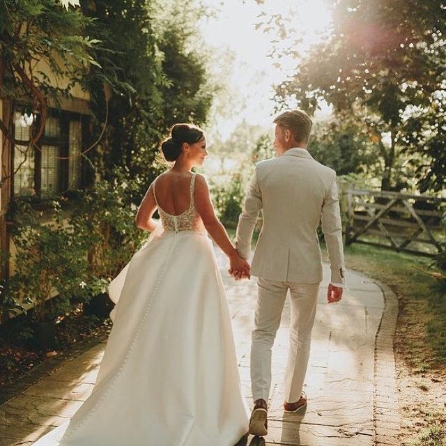 When the light is just right 🌿🤩✨ Maribella, Style 8123 ✨ . . . #morilee @madelinegardner #madelinegardner #chic #designerweddingdresses #weddingdesigner #bridal #bridalgown #instawed #weddingseason #realweddings #weddedbliss #weddingshoot #bride2019 #realbride #sayyestothedress #isaidyes #bride2be #pride #love #bridalgowns #bridalgown #modernbride #classicbride #dresscometrue #2020wedding #romantic #brides
