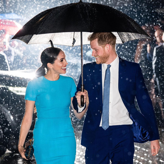 New details have come out about #MeghanMarkle and #PrinceHarry's first three months of dating and we're 🥺🥺🥺. Link in bio for how they privately fell for each other and who said the L word first.