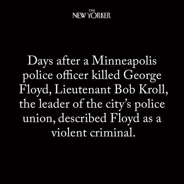 Law enforcement kills more than 1,000 Americans a year, a disproportionate number of whom are Black. Very few of the officers involved face serious, if any, consequences—and much of that impunity is owed to the power of police unions. At the link in our bio, read about how police unions became a political force, and how they continue to fight reform.