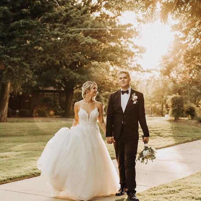 And they lived happily ever after 💕✨ Starlet, Style 2145 ✨ . . . @madelinegardner #madelinegardner #morileebride #designerweddingdresses #weddingdesigner #bridal #bridalgown #instawed #weddingseason #realweddings #weddedbliss #weddingshoot #bride2019 #realbride #sayyestothedress #isaidyes #bride2be #pride #love #bridalgowns #bridalgown #modernbride #classicbride #dresscometrue #2020wedding #romantic #brides
