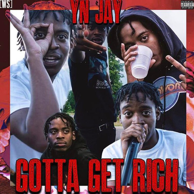 "In April, Flint, Michigan rapper YN Jay released ""Coochie,"" one of the hottest rap songs in the Midwest right now. Since then, he has been prolific, and ""Gotta Get Rich"" is his best recent release. Over a piano-heavy Sav beat, he goes back-and-forth between two deliveries—one a near whisper, the other a traditional Michigan rap flow—as he clowns his unnamed targets. Though we know what YN Jay really wants to rap about: ""You ever been to coochie land?/It's a real island."" Read more about YN Jay at the link in our bio and on @theones Instagram account."
