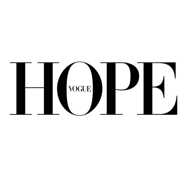 For the first time in Vogue's 128-year history, all 26 magazine editions unite in solidarity under the theme of hope. As the world processes unprecedented change, here's everything you need to know about this pioneering project and what hope means to our global family of Vogues. Read more about #VogueHope via link in bio.