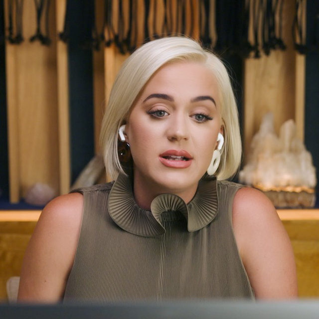 """Fame is a byproduct for me. It's not the reason why I started my career, it's not the reason why I write the songs…it is something that comes after the fact."" In a new interview with @zanelowe, @katyperry discusses growth, becoming a parent, and her new album #Smile. Watch now. Link in bio."