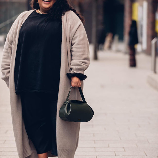 Spotted: @billie_bhatia's considered layering - thanks for sharing! We're enjoying seeing your everyday style, share yours by tagging @raeyofficial and #Raey.