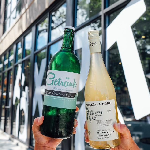It's No. 11 for Somm. Picks and this time Somm. Dylan is talking about bottles that are similar to Sauvignon Blanc. Because it's fun to try new wines, but can be risky without a little guidance. Swipe through to see his top picks!