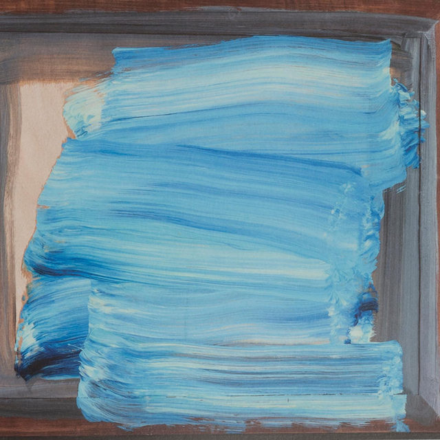 """#FromTheLibrary: """"Howard Hodgkin: Last Paintings"""" is available for online reading through October 5 as part of the From the Library series. Published on the occasion of his 2018 exhibition at Gagosian, Grosvenor Hill, London, the catalogue celebrates Hodgkin's final works, many of which had never been previously published. His brushstrokes, set against wooden supports, often continue beyond the picture plane and onto the frame, breaking from traditional confines. Embracing time as a compositional element, his work is testament to his immersion in the intangibility of thoughts, feelings, and fleeting private moments.   A new essay by Paul Hills is included along with a biography by Antony Peattie and poem by Stevie Smith.  For our new series #FromTheLibrary, we're making Gagosian titles available online. Keep an eye out for upcoming posts. __________ #HowardHodgkin #Gagosian  """"Howard Hodgkin: Last Paintings"""" (New York: Gagosian, 2018)"""