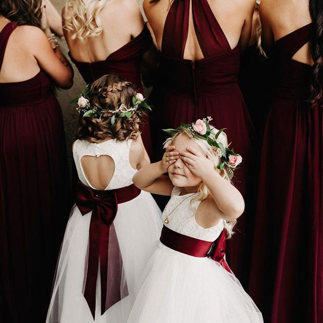 Peek-a-boo! We've got something special up our sleeves for the long weekend 🌹  Head to our site via the #linkinbio to shop 15% off all wedding products and 25% off save the dates.  __ Photo: @jarrodjphoto  Florals: @ks_floral_concepts . . . #flowergirl #weddingphotography #bride #granddaughter #weddingday #weddingdress #weddingphotography #bridal #weddinginspiration #weddingphotographer #weddingflowers