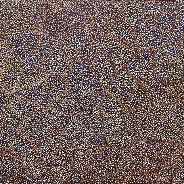 """#DesertPainters: Gagosian is pleased to announce the first-ever exhibition in Hong Kong dedicated to work by contemporary Indigenous Australian artists, opening September 24. It is the third in a series of critically acclaimed exhibitions presented by the gallery, following New York and Los Angeles in 2019. """"Desert Painters of Australia: Two Generations"""" is organized in collaboration with D'Lan Davidson, a leading Melbourne-based consultant in the Indigenous Australian art market.  Indigenous Australians constitute the longest surviving civilization in human history for more than 60,000 years. While affinities may be perceived between remote Indigenous Australian art and other modern art forms, the individual practices that are developed in relative isolation stem from the oldest continuous art traditions in the world.  This exhibition is designed to introduce the local audience for the first time to rare works by some of Australia's most renowned Indigenous artists from remote regions of the continent. Follo"""