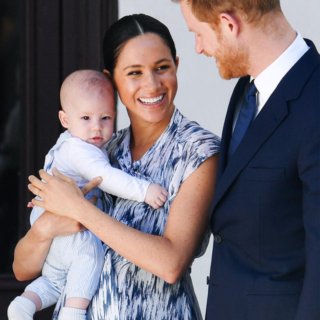 Archie Mountbatten-Windsor... Zoom star? According to one royal expert, the littlest Sussex has made a few different surprise appearances on his parents' calls—a decidedly less regal (but surely equally adorable) change of pace from last year's summer. At the link in bio, get a glimpse into Archie's surprisingly normal summer in Santa Barbara, from messing around with the computer to playing rugby with his father. #regram @vfvanities