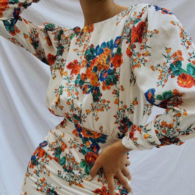 Sophisticated lady // The Brandy Mini Dress