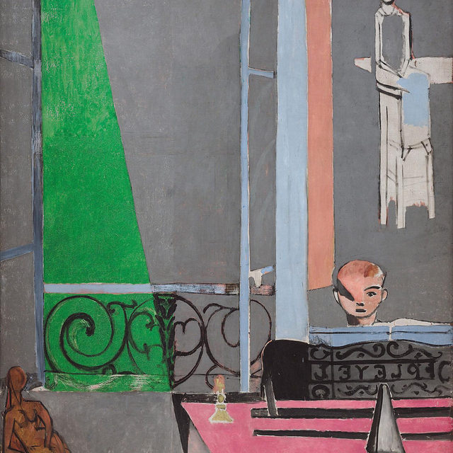 """#GagosianQuarterly: """"Matisse's reaction to the privations of the war took the form of a self-imposed restriction of means, making do with less in his art as well as in his life. This response, which was ethical as well as pictorial, only increased the intensity of what he achieved."""" —John Elderfield  In the essay, """"Lockdown: Henri Matisse's Domestic Interiors,"""" John Elderfield reexamines """"The Piano Lesson"""" (1916) and """"The Music Lesson"""" (1917), considering the works' depictions of domestic space during the tumult of World War I. Follow the link in our bio to read the """"Gagosian Quarterly"""" article. __________ #HenriMatisse #Gagosian (1) Henri Matisse, """"The Piano Lesson,"""" 1916, The Museum of Modern Art, New York, Mrs. Simon Guggenheim Fund. Photo: © The Museum of Modern Art/Licensed by Scala/Art Resource, New York; (2) Henri Matisse, """"The Music Lesson,"""" 1917, The Barnes Foundation, Philadelphia. Photo: © 2020 The Barnes Foundation"""