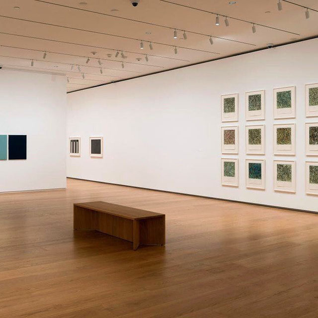 """Tomorow at 7pm EDT, join Lilly Wei, independent curator and critic, and Kelly Montana, assistant curator at the Menil Drawing Institute in Houston, for a conversation on the arc of Brice Marden's drawing practice and the critical influence that site has played in his work.  The artist's work is currently displayed in the Menil's exhibition """"Think of Them as Spaces: Brice Marden's Drawings,"""" an exploration of the artist's draftsmanship and of the catalytic role the medium plays within his practice. This exhibition presents six series of drawings that span nearly the entirety of Marden's ongoing career, highlighting the processes of invention and permutation that occur as he works and thinks on paper. To watch the live conversation, visit the Menil's YouTube channel via the link in our bio. __________ #BriceMarden #Gagosian @menilcollection Installation view, """"Think of Them as Spaces: Brice Marden's Drawings,"""" Menil Collection, Houston, February 21–October 11, 2020. Artwork © 2020 Brice Marden/Artists Rights So"""