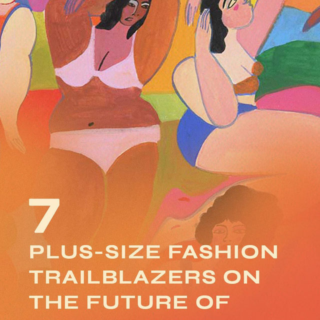 Over the past decade, plus-size fashion trailblazers have both proven the industry's value and sparked an intersectional movement that cannot be silenced. ❤️ At the link in bio, @g_russo1 speaks to 7 plus-size icons about their work over the past decade, the push for luxury and sustainable size-inclusive options, and how they're passing the torch to the next generation of game-changers  illustration by @analeovy, graphics by @lizcoulbourn #WhatIsFashionNow @gabifresh @itsmekellieb @tessholliday @ceceolisa @dwfashion @lcchan @rochellefatleopard #psfashion