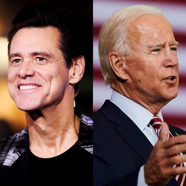 "Jim Carrey will play Democratic presidential nominee Joe Biden on the upcoming season of Saturday Night Live, alongside Alec Baldwin as Trump and Maya Rudolph as Senator Kamala Harris. ""There was some interest on his part. And then we responded, obviously, positively,"" said executive producer Lorne Michaels. ""He will give the part energy and strength, and, hopefully it's funny."" Read more about SNL's return—with a live studio audience!—at the link in bio."