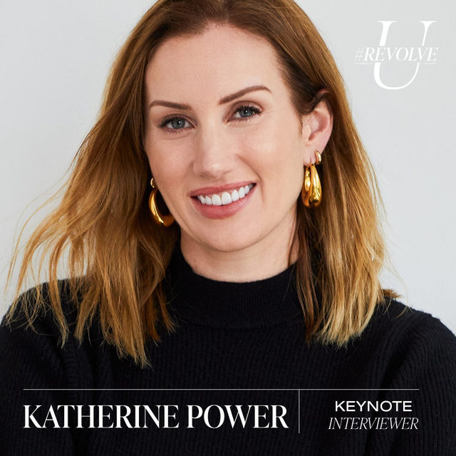 @katherinepower is a prolific consumer-brand builder, CEO, and investor focused on connecting to the millennial and Gen Z consumers. Since co-founding @whowhatwear in 2006, Power has grown a fashion site into a media empire. In 2018, the entrepreneur launched @versed, an affordable skincare brand formulated with clean, environmentally friendly products. Power's businesses have landed her spots on @fortunemag's 40 Under 40, @fastcompany's Most Innovative Companies list, @adweek's Creative 100, and one of @incmagazine's 20 Young Entrepreneurs to Watch.  tune in to this convo with @nicolerichie & @katherinepower on Wed 9.23 @ 12PM PST ❤️ LIVE on our YouTube - youtube.com/revolve  use our link in bio for more info, dates & times! ✨#REVOLVEU