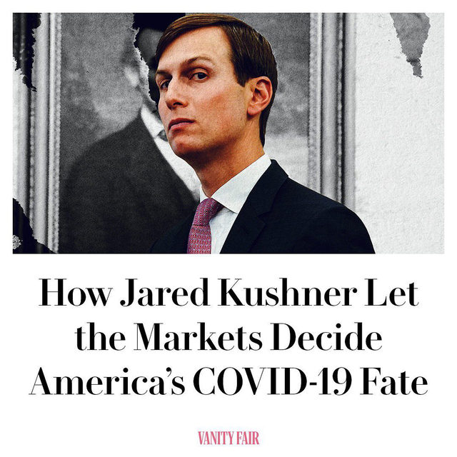 Unsurprisingly, there are (even more) first-hand accounts of how Jared Kushner flubbed the nation's COVID-19 response. ➡️ Revisit our most popular stories of the week at the link in bio.