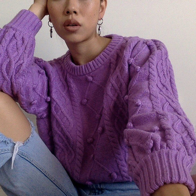 Sunday uniform // The Florentina Sweater
